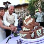 Cutting Cake in wedding   Alaskafoto - Alaska portrait photographer & Alaska photography