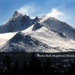 O'Malley Peak Alaska | Alaskafoto - Alaska aircraft portrait photographer & Alaska photography