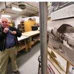 George Dohrman at The hangar   Alaskafoto - Aircraft photography, Alaska photographer, aircraft portraits