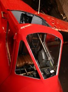 cockpit of the Pilgrim   Alaskafoto - Aircraft photography, Alaska photographer, aircraft portraits