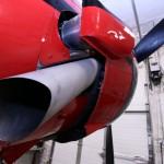 exhaust 1340 Pilgrim | Alaskafoto - Aircraft photography, Alaska photographer, aircraft portraits
