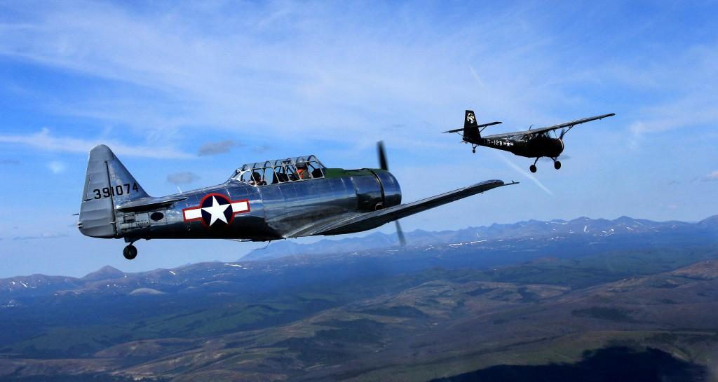 Alaska Centennial Aircraft | Alaskafoto | Best aircraft photography