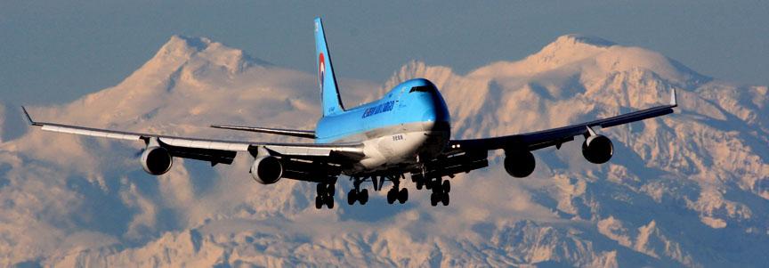 Aircraft at Ted Stevens Anchorage Airport - Alaska air cargo   Alaskafoto - Aircraft Photography