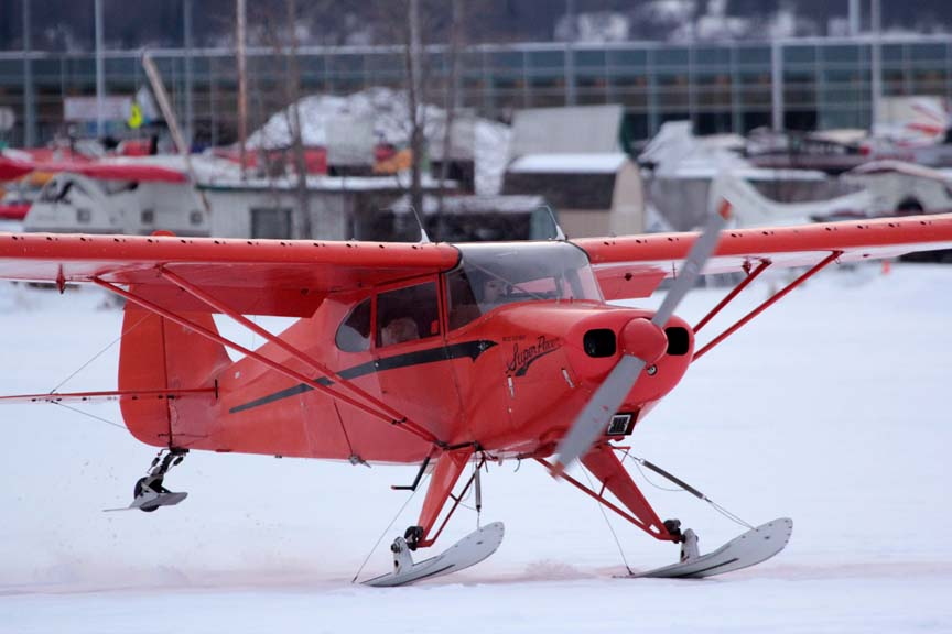 Alaska aircraft portrait | Alaskafoto | environmental portrait, best aircraft portrait