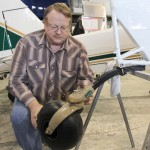 Baby Bush Wheel mounted | Alaskafoto - Alaska aircraft photography & portraits, portrait photographers
