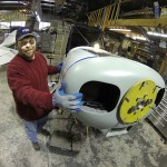 Brian Duvall Handiwork | Alaskafoto - Alaska Aircraft photography & Alaska Air Cargo photography