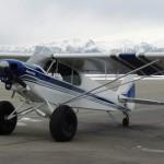 Raffle plane Cub | Alaskafoto - Alaska aircraft photography & portraits, portrait photographers