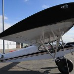 PA-18 at Merrill Field   Alaskafoto - Alaska Aircraft photography & Alaska Air Cargo photography