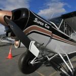 PA-18 Aircraft repair   Alaskafoto - Alaska Aircraft photography & Alaska Air Cargo photography