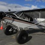 PA-18 Aircraft   Alaskafoto - Alaska Aircraft photography & Alaska Air Cargo photography