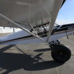 Super Cub Raffle plane | Alaskafoto - Alaska Aircraft photography & Alaska Air Cargo photography