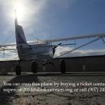 Raffle Plane PA-18 | Alaskafoto - Alaska Aircraft photography & Alaska Air Cargo photography
