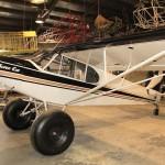 Airmen Association PA-18 Anchorage   Alaskafoto - Alaska Aircraft photography & Alaska Air Cargo photography