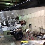 Aircraft Repair hangar   Alaskafoto - Alaska Aircraft photography & Alaska Air Cargo photography