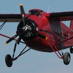 FP 100 flying   Alaskafoto - Best Alaska Aircraft photography & Air Cargo photography Alaska