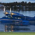 Alaska, Alaska summer flying, floatplanes, LHD, Lake Hood, Alaska Aviation Museum