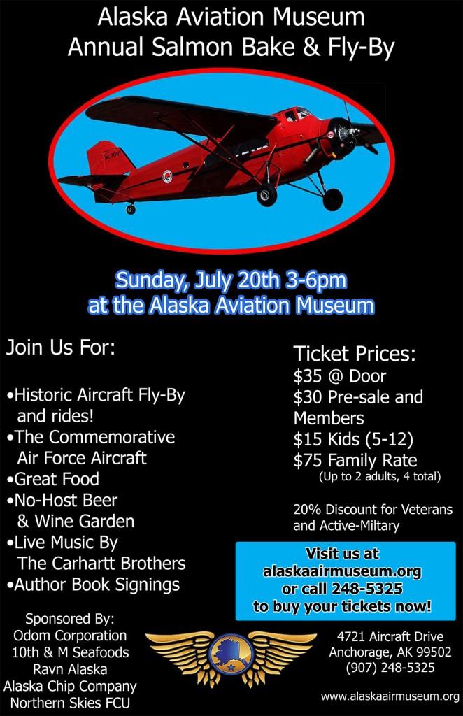 Alaska Aviation Museum- Alaskafoto   Aircraft portraits, airplane photographer