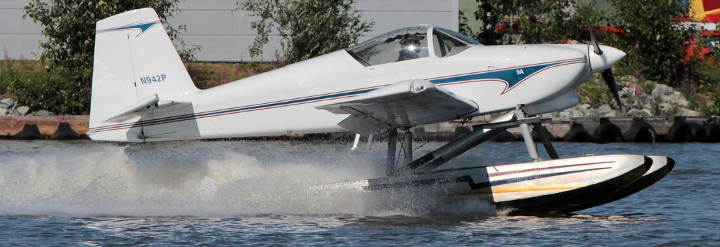 Alaska, Anchorage, RV7, EAA Chapter 42, LHD - Environmental portrait & Alaska air cargo l Alaskafoto - Alaska photography