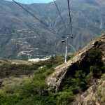 Cable car in El Canyon Chicamocha | Alaskafoto - Best Alaska photography & portrait photographers Alaska