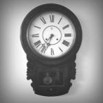 Clock in El Roble   Alaskafoto - Best Alaska photography & Alaska Air Cargo photography