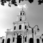 Church in Barichara Colombia | Alaskafoto - Best Alaska photography & Alaska Air Cargo photography