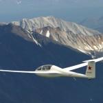 Russia motor glider | Alaskafoto - Alaska Aircraft photography & Alaska Air Cargo photography
