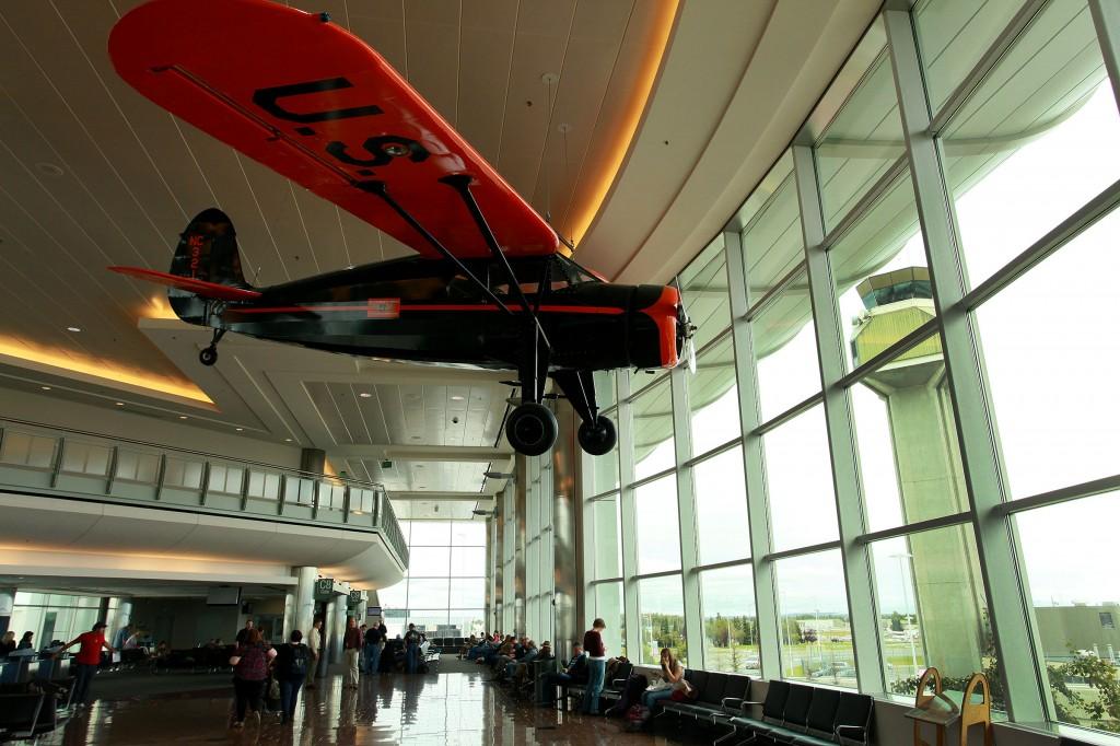 Alaska Aviation Portrait of the Day: Sept. 2, 2014 - Alaskafoto