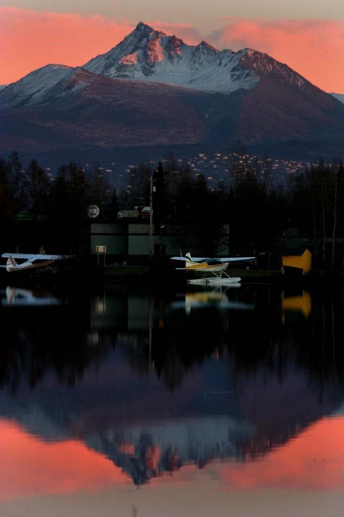 Best Aviation Portrait | Alaskafoto | Environmental portrait