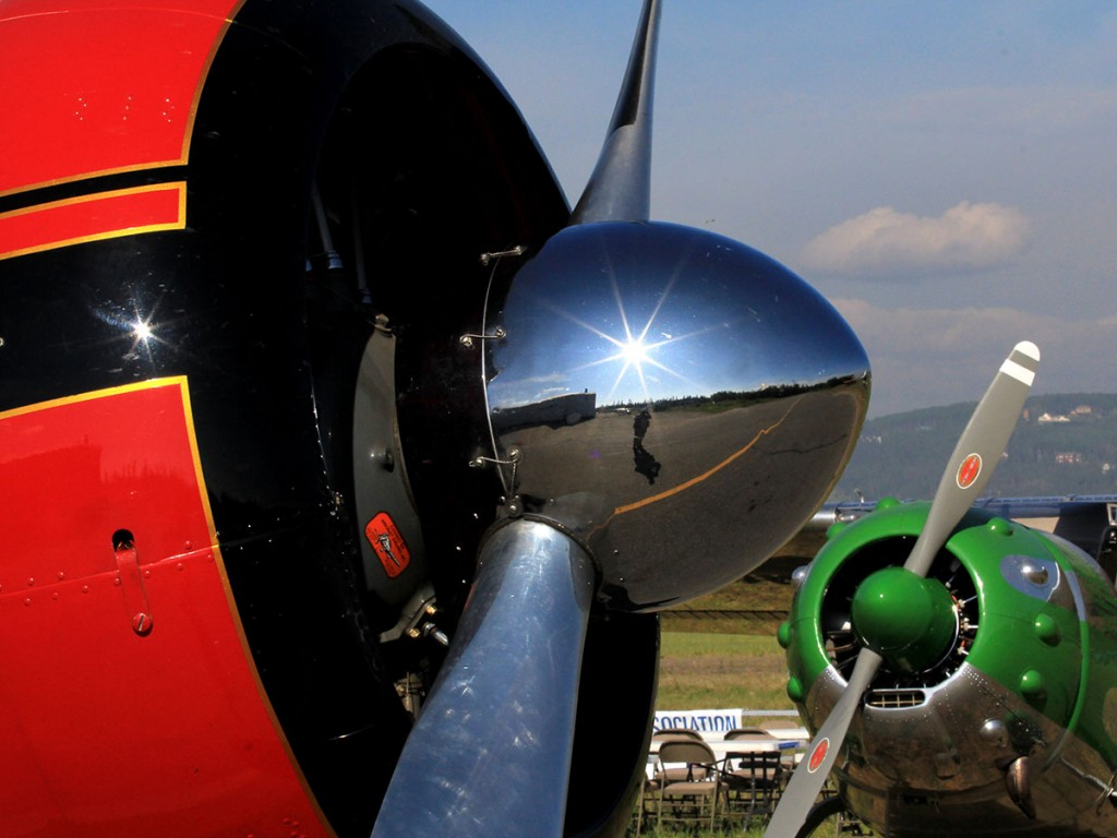 Alaska Aviation Portrait of the Day | Alaskafoto | alaska air cargo