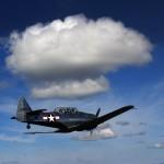 North American AT-6 | Alaskafoto - Alaska Aircraft photography & Alaska Air Cargo photography