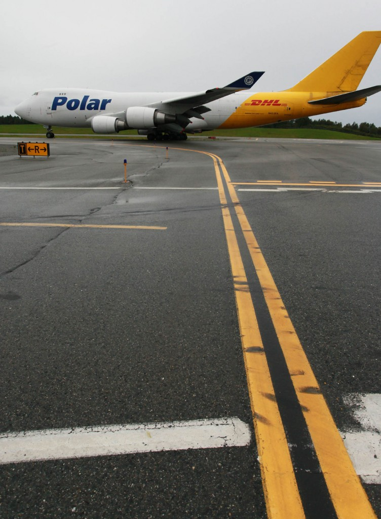 A Polar/DHL cargo- Best Alaska Air Cargo photography   Alaskafoto - best aircraft photography & Portrait photographers Alaska