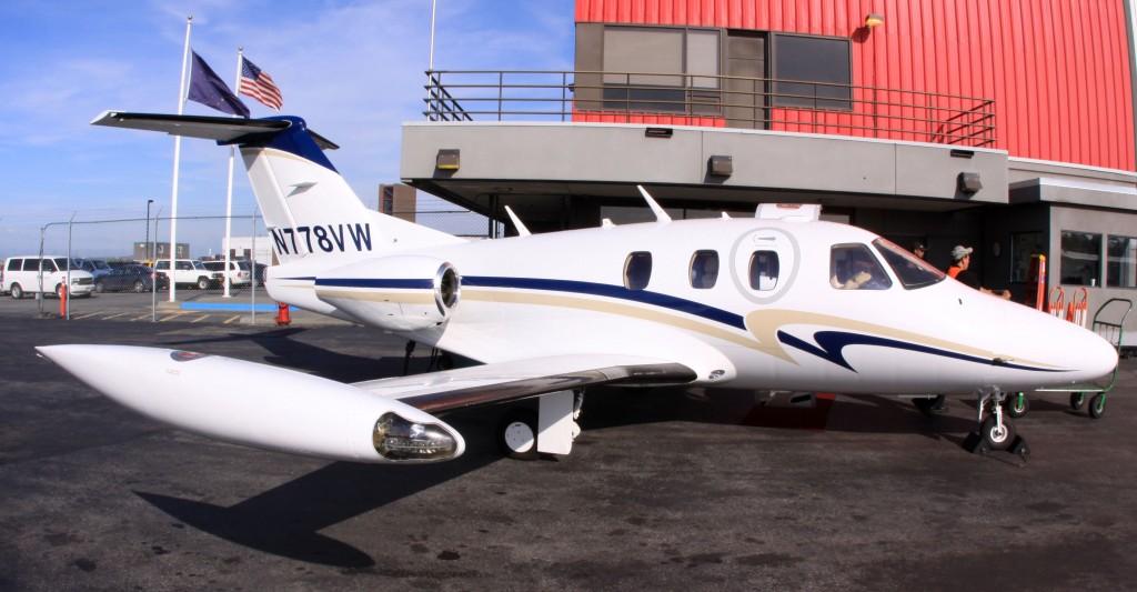 Eclipse 500 Jet at PANC- Top Aircraft portraits Alaska | Alaskafoto - environmental portrait Alaska & portrait photographers