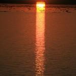 Anchorage Area Sunset | Alaskafoto - best Alaska Aircraft photography & Alaska Air Cargo photography
