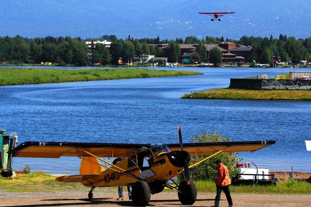 Top Aviation photography Alaska | Alaskafoto - environmental portrait & Portrait photographers Alaska