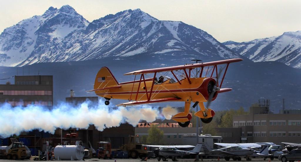 Best alaska photographer   Alaskafoto- Aircraft portraits & Aircraft photography Alaska