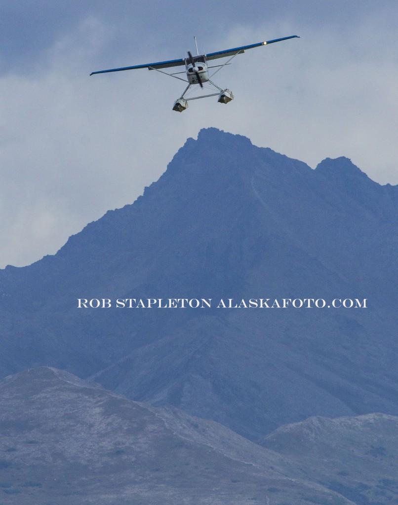 Alaska aircraft photographer | Alaskafoto- Aircraft portraits & Airplane photography