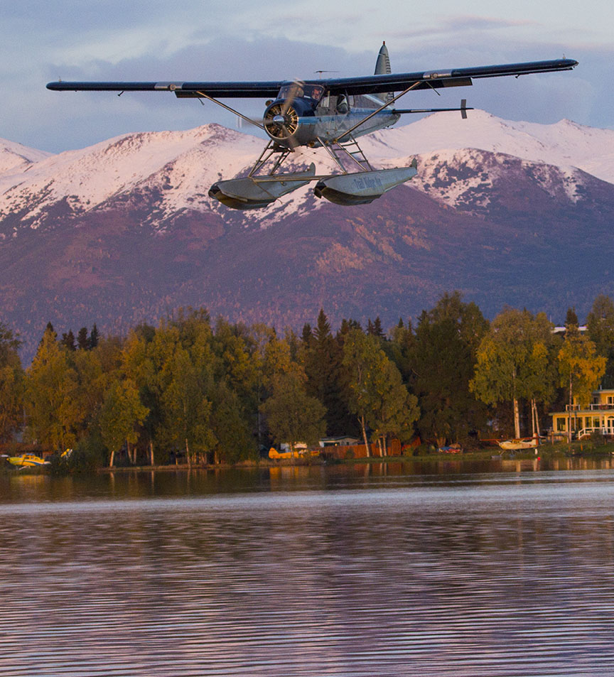 Best Alaska Airplane Photography | Alaskafoto - Aircraft Portraits & Portrait photographers