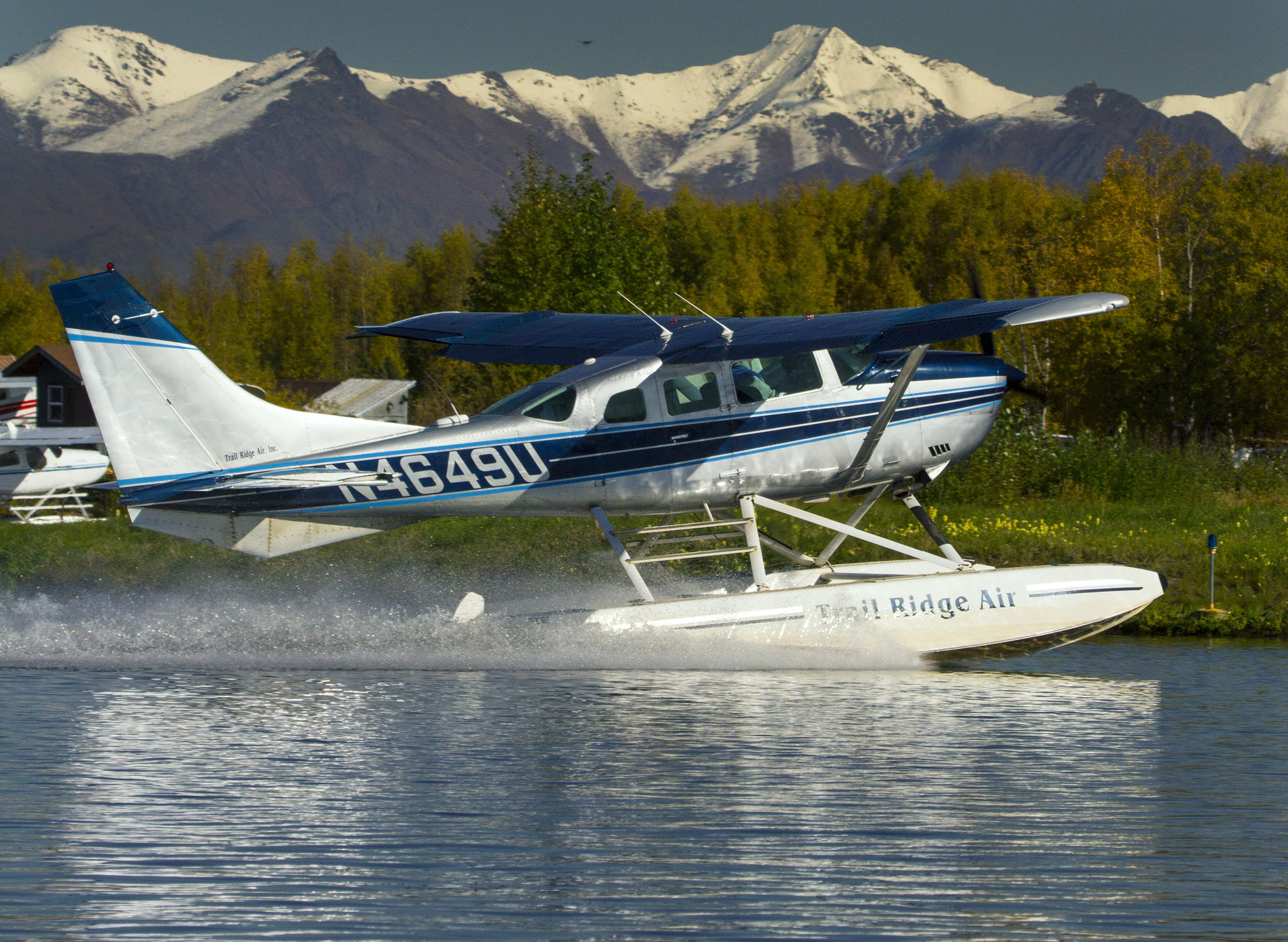 Best Aircraft Photography Alaska | Alaskafoto - Aircraft Portraits & Environmental Portraits