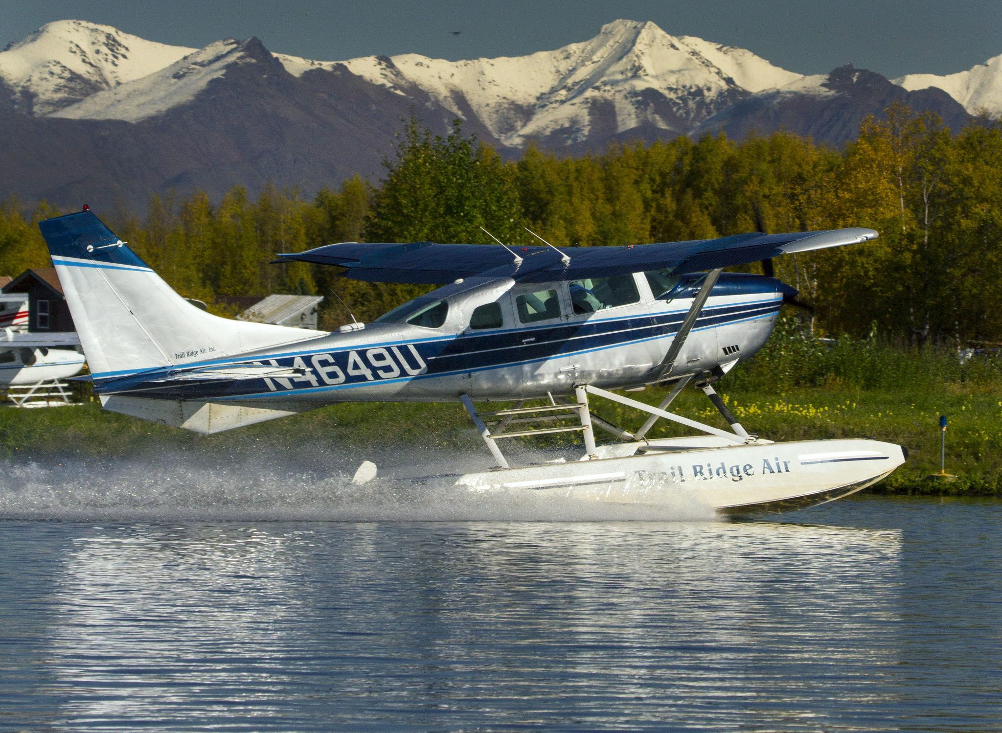 Best Aircraft Photography Alaska | Alaskafoto - Aircraft Portraits & Environmental Portraits