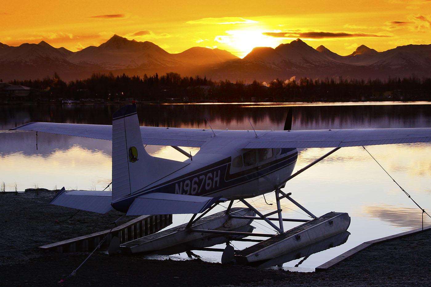 Best Alaska Aircraft Photogrpahy- Alaskafoto |Environmental portrait & portrait photographers