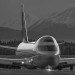 Boeing 747F at PANC | Alaskafoto - Best Alaska aircraft photography & Alaska Air Cargo photography