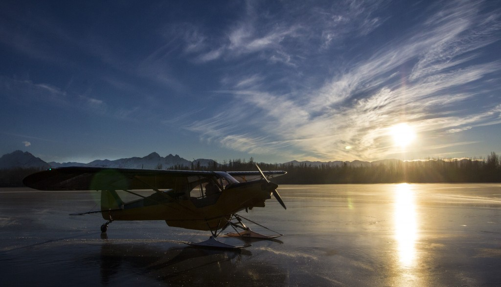 Portrait photographers Alaska |Alaskafoto- Aircraft photography & Aircraft portraits of Alaska