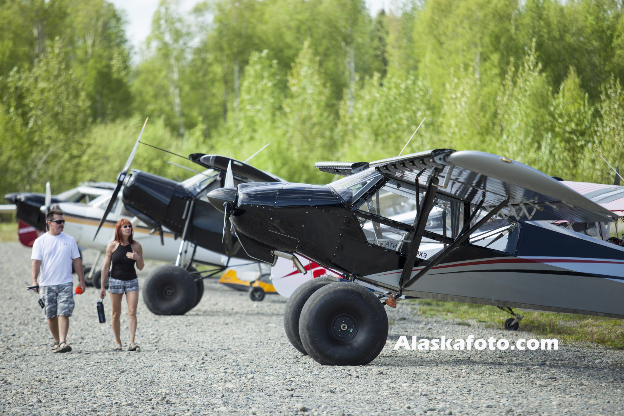 Alaska aircraft Photography| Alaskafoto- Best Aircraft portraits Alaska - Rob Stapleton