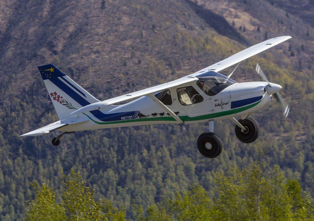 Glasair Sportsman Aviation Alaska | Alaskafoto - Best Alaska aircraft photography & portrait photographers Alaska