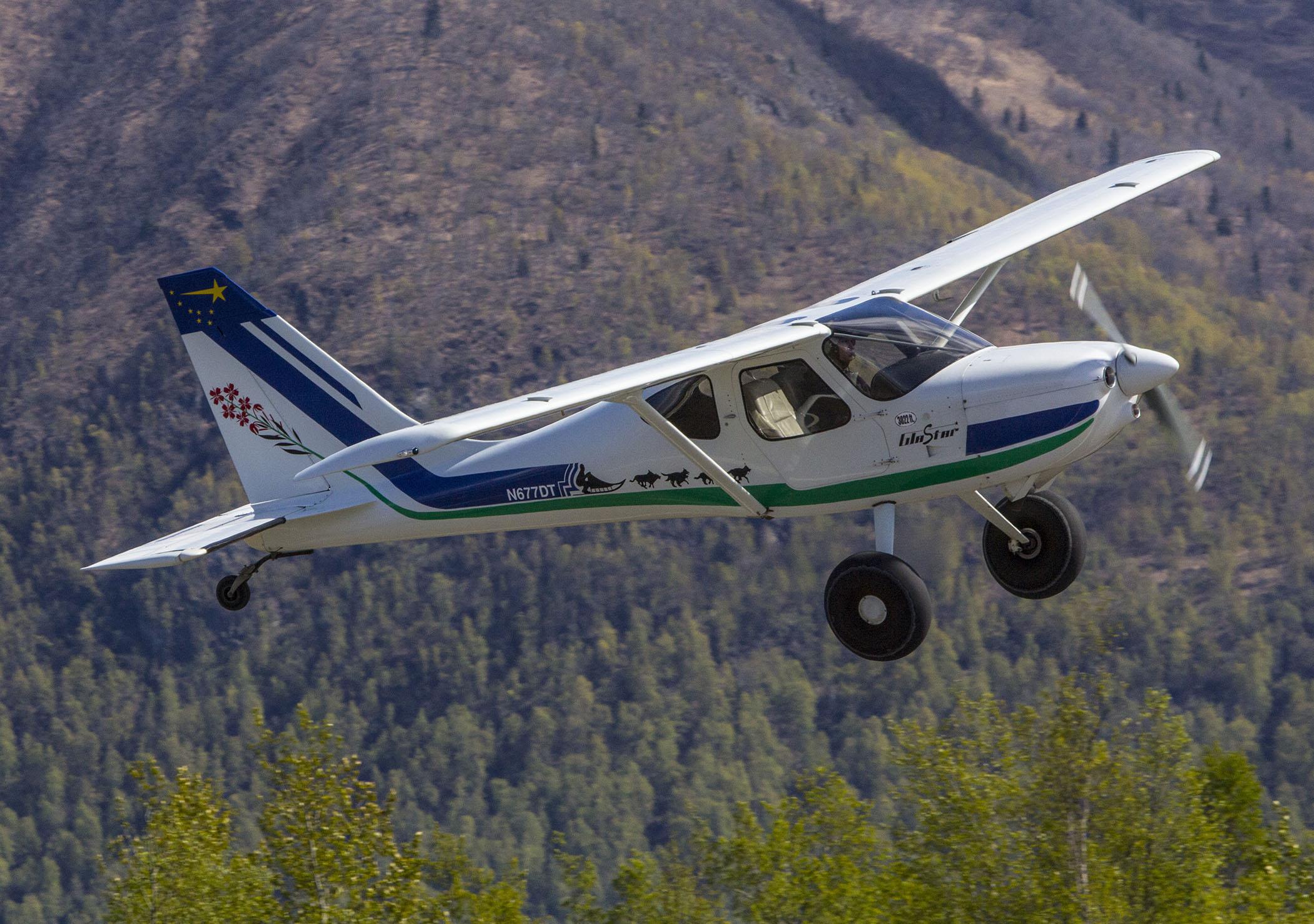 Best Aircraft photography of Alaska  Alaskafoto - Aircraft portraits, Alaska photography