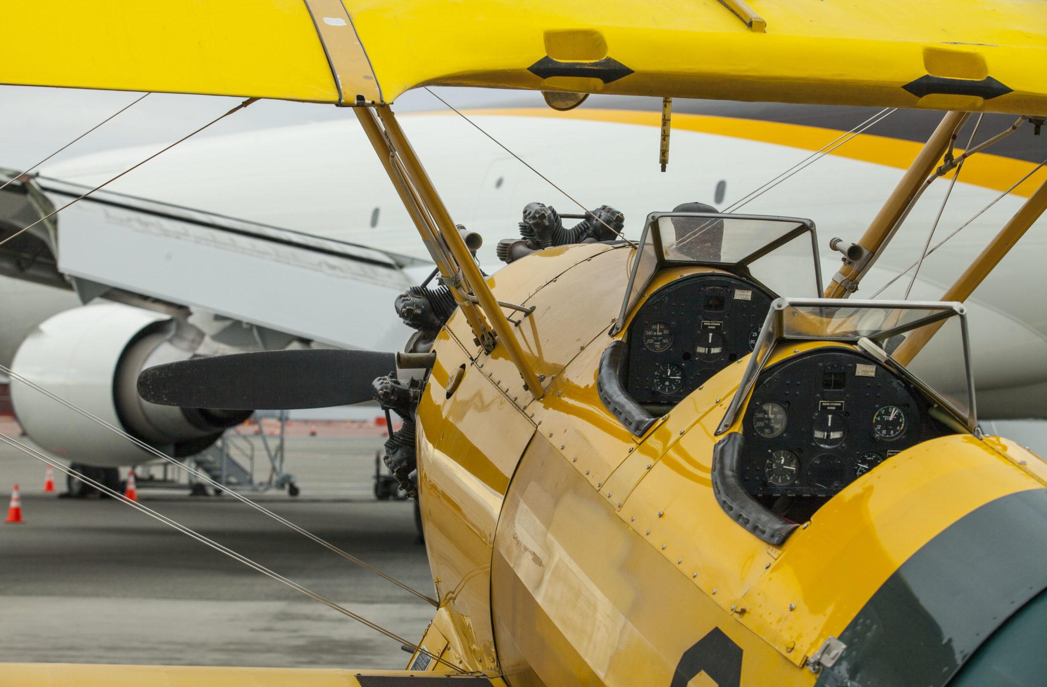 Aircraft photography of Alaska | Alaskafoto - Alaska photography, portrait photographers - PANC