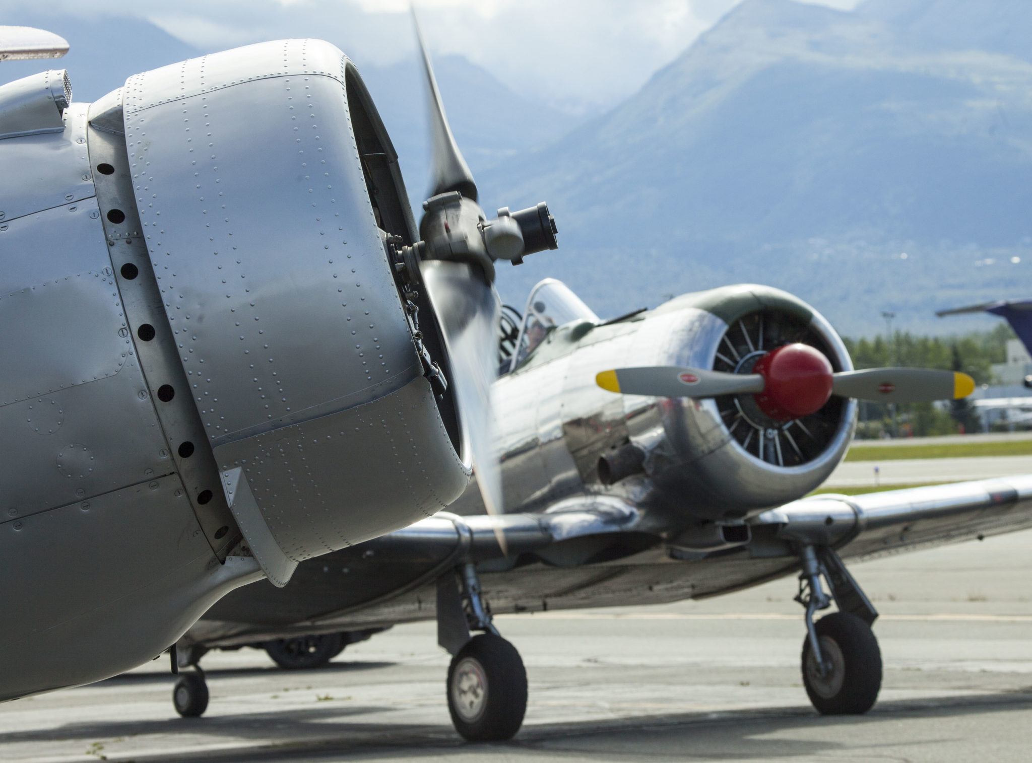 Becoming an Aircraft Photographer - Aircraft Portraits   Alaskafoto