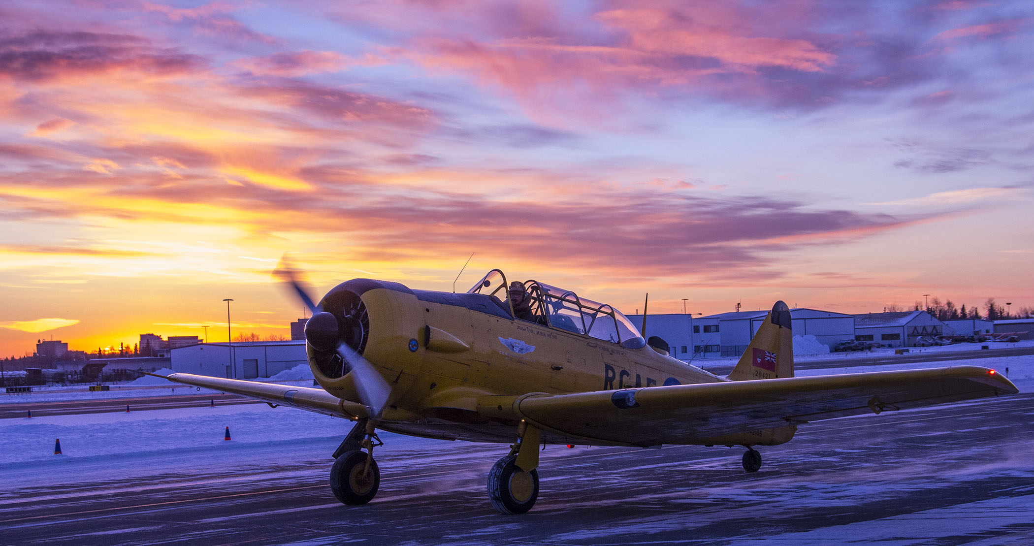 Alaska aviation photography