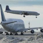 Air Cargo DC-6 | Alaskafoto - best Environmental portrait & Alaska Air cargo photographers