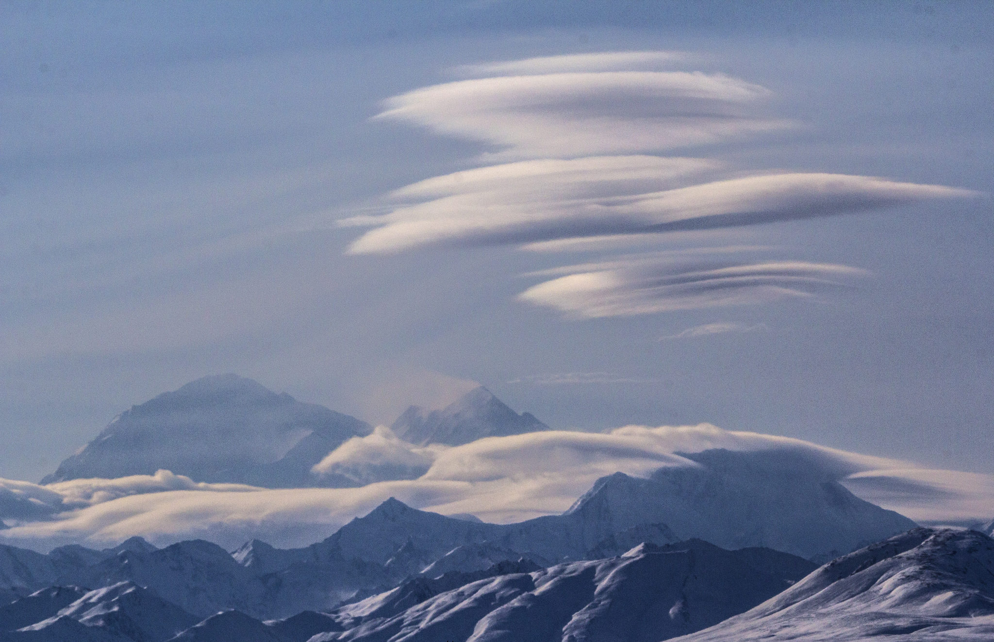 Portrait of Mountain Weather   Alaskafoto - environmental portraits Alaska & Aircraft photography